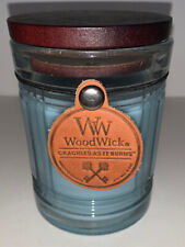 WoodWick Reserve 8 Oz. Candle / DRIFTWOOD / Free Shipping