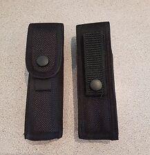 LEGEAR POLICE ISSUE TACTICAL SMALL BATON/PEN TORCH POUCH BLACK – BALLISTIC NYLON