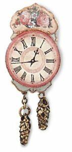 Reutter Porcelain - Dollhouse Miniature Nostalgia Clock