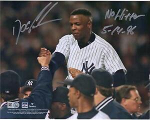 Autographed Dwight Gooden Yankees 8x10 Photo Fanatics Authentic COA
