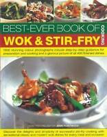400 Wok & Stir-Fry Recipes: 400 Fabulous Asian Recipes with Easy-to-Follow