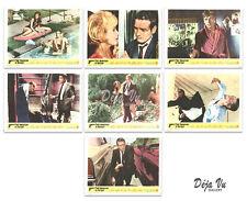 Harper Lobby Card Set of 7 1966  - Lauren Bacall - Paul Newman - Fine