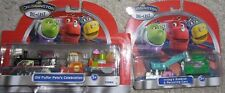 CHUGGINGTON LOT DIE CAST OLD PUFFER'S CELEBRATION IRVING'S RUBBISH & RECYLCLING