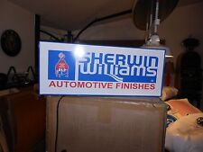 Sherwin Williams Lighted Sign