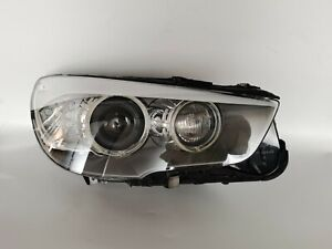 For 2010-2017 BMW 535i 550i GT F07 HEADLIGHT XENON HID ADAPTIVE AFS RIGHT OEM
