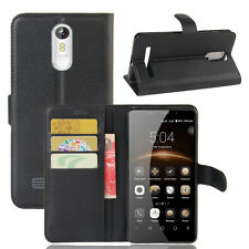 Wallet Leather Case Flip Cover  For lEAGOO M8 M8 Pro