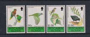 Pitcairn Island - 1990, Birdpex '90 Stamp Exhibition, Bird set - MNH - SG 385/8