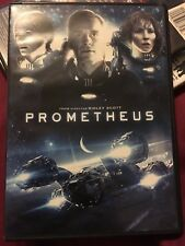Prometheus (DVD, 2012) still sealed, never watched!