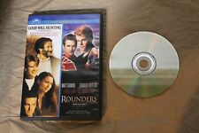 USED Good Will Hunting/Rounders DVD Set (NTSC)