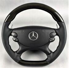 Mercedes Airbag Holz Lenkrad steering wheel Avantgarde Sportpaket W209 W211 R230