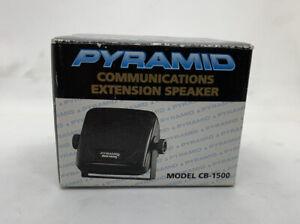 Pyramid Communications Extension Speaker Model CB-1500