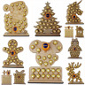 OVER 40 DESIGNS Advent Fits Terry Chocolate Orange & Ferrero Rocher or Lindt
