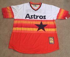 Jose Altuve Houston Astros Retro Throwback Jersey Mens XL NWT 1980 Home Style