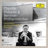 COMPLETE RECORDINGS ON DEUTSCHE GRAMMOPHON - ABBADO/BP/+  60 CD NEU BRAHMS