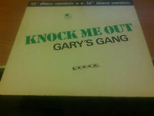 "12"" MIX DANCE GARY'S GANG KNOCK ME OUT HOLLAND ARIOLA ‎– 600.685 - 1982"