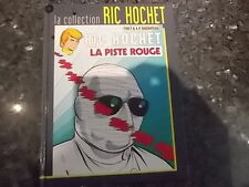 belle reedition ric hochet la collection la piste rouge