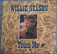 WILLIE NELSON Touch Me LP SEALED Uk press COUNTRY 1985