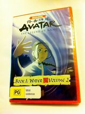 Avatar The Legend of Aang: Book 1 Water - Volume 2 Region4 DVD - BRAND NEW