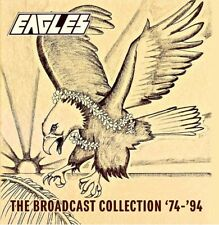 EAGLES - The Broadcast Collection '74 - '94. 7CD BOX SET + Sealed **NEW**