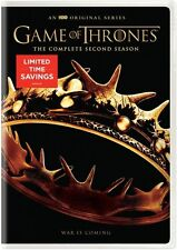 Game Of Thrones: The Complete Second Season DVD 883929537617