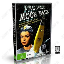 Project Moon Base (1953) : Sci-Fi : New DVD
