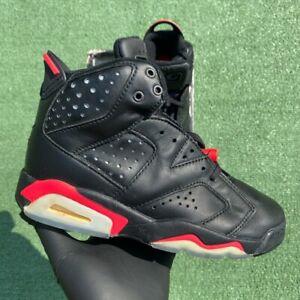 Nike Air Jordan 6 Infrared OG UK 5 US 5.5 EU 38 90s 8428 VINTAGE