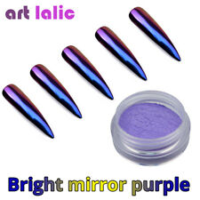 Artlalic Metallic Eeffect Nail Art Powder Mirror Chrome With Applicator Set DIY