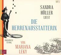 SANDRA HÜLLER - DIE HERRENAUSSTATTERIN  4 CD NEU LEKY,MARIANA