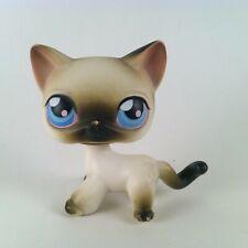 Littlest Pet Shop LPS #5 Siamese Cat