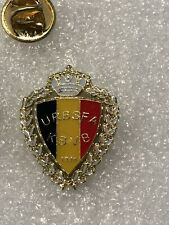 Belgium National Soccer Football Team Lapel Pin Free Ship in Usa