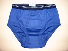 Vintage Men's underwear slip made in Greece Minerva Dark Blue