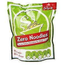 Zero TAGLIATELLE-SHIRATAKI Noodle 200g (Pacco da 12)