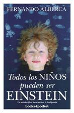 Todos los niños pueden ser Einstein. ENVÍO URGENTE (ESPAÑA)