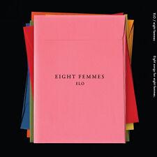 ELO - [8 FEMMES] 1st EP Album CD K-POP Sealed AOMG JAY PARK GRAY SIMON DOMINIC