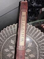 THE COMPLETE POETICAL WORKS OF JOHN GREENLEAF WHITTIER, 1890, HOUGHTON