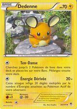 Dedenne - XY:Poings Furieux - 34/111 - Carte Pokemon Neuve Française