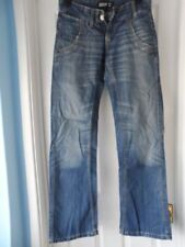 Firetrap Long 100% Cotton Jeans Rise 34L for Men