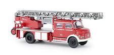 Brekina 47071 -1:87 H0- MB L 1519 DLK 30 - Metz - Feuerwehr Drehleiter