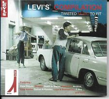 CD DIGIPACK 16 TITRES--LEVI'S COMPILATION--ARCHIVE/JESTOFUNK/ZEB/BOSA NOSTRA...