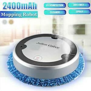 Smart Cleaning Robot Self Charging Vacuum Cleaner Sweep Mop Floor Machine Wet/Dr