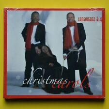 Consonanz à 4 - Christmas Carols – mit Hark! The Angels sing CD NEU + OVP