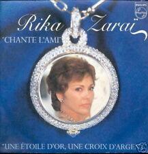 RIKA ZARAI 45 TOURS FRANCE CHANTE L'AMI