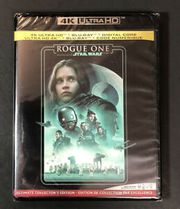 Star Wars Rogue One [ Ultimate Collector's Edition ] (4K Ultra HD) NEW
