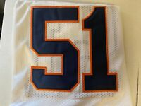DICK BUTKUS Chicago Bears Authentic Mitchell & Ness Throwback Jersey Sz.56 NEW