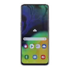 Samsung Galaxy A80 A805F/DS 128GB Phantom Black Kundenretoure wie neu