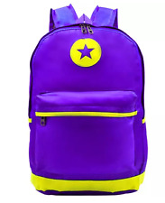 Zahi Fashion STAR Casual Laptop Backpack (Violet)