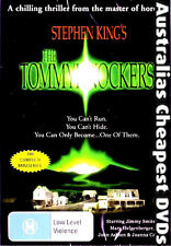 The Tommyknockers DVD NEW, FREE POSTAGE WITHIN AUSTRALIA REGION ALL