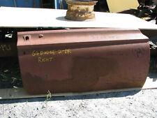 Mopar NOS 1964 Plymouth Dodge B Body 2 Door Right Hand Door Skin 2425792