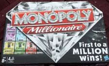 Monopoly Millionaire Edition Board Game Replacement Parts & Pieces 2012