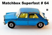 Matchbox Superfast #64b MG 1100